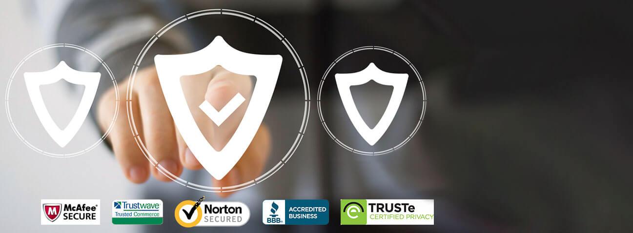 trust seal verification
