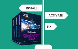 Bitdefender 2017 License Activation Guide