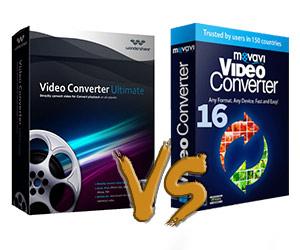 Wondershare Video Converter Ultimate vs Movavi : Which is Best?
