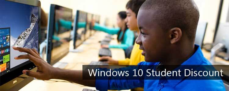 windows 10 student