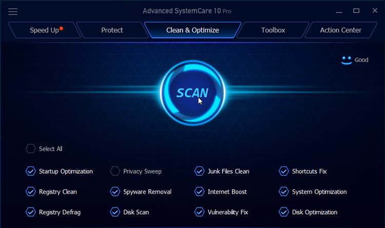 advanced Systemcare 10 Pro review