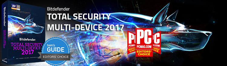 BItdefender Total security 2017 review