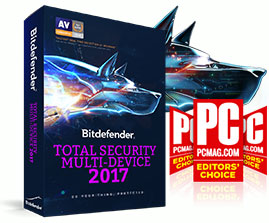 Bitdefender Total Security 2017: Review