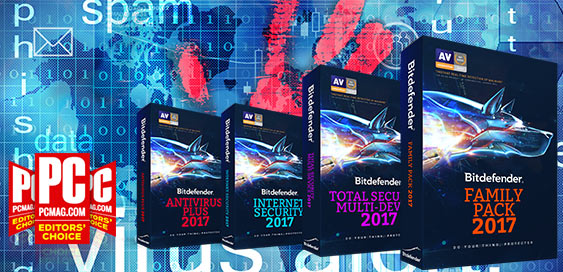 Bitdefender 2017 product comparison