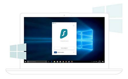 surfshark vpn review: Windows platform
