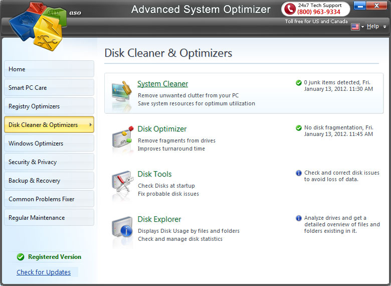 Advanced System Optimizer 3 Coupon Code