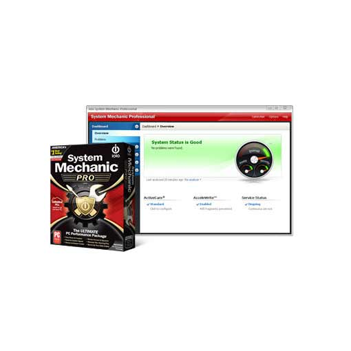 System mechanic discount coupon