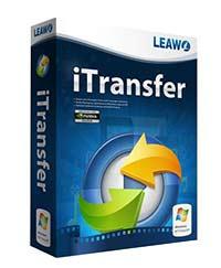 leawo itransfer box