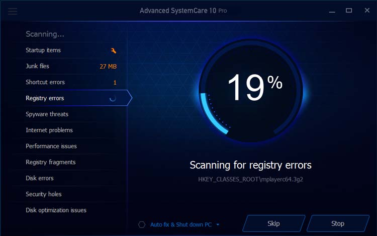 Advanced systemcare pro discount coupon code