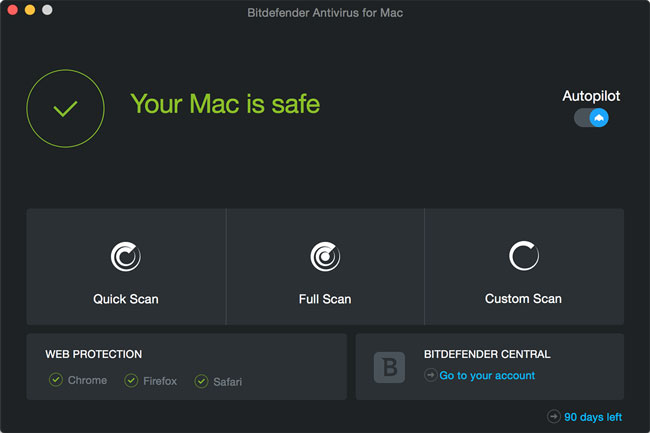 Bitdefender Antivirus for Mac 2016 Coupon