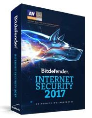 BItdefender Internet Security 2017 coupon code
