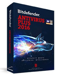 Bitdefender Antivirus Plus 2016 coupon
