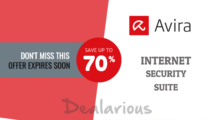 Avira Internet Security coupon codes