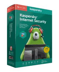 Kaspersky Internet Security Box