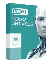 Eset Nord32 Antivirus box