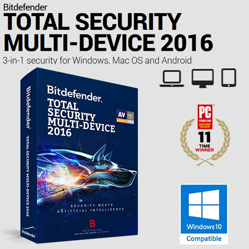 Bitdefender discount coupon uk