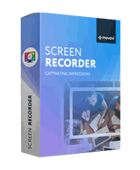 Movavi Screen Recorder Box