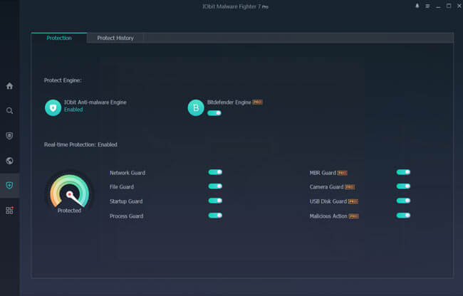 iobit malware fighter 7 pro protection