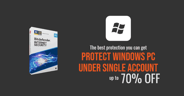 Bitdefender Internet Security coupon discounts 2021