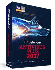 Bitdefender Antivirus Plus 2017 Coupon Code