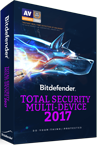 Bitdefender Total security multi device 2017 compare