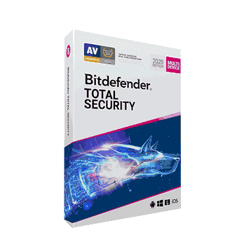 Bitdefender Total Security Coupon Gallery