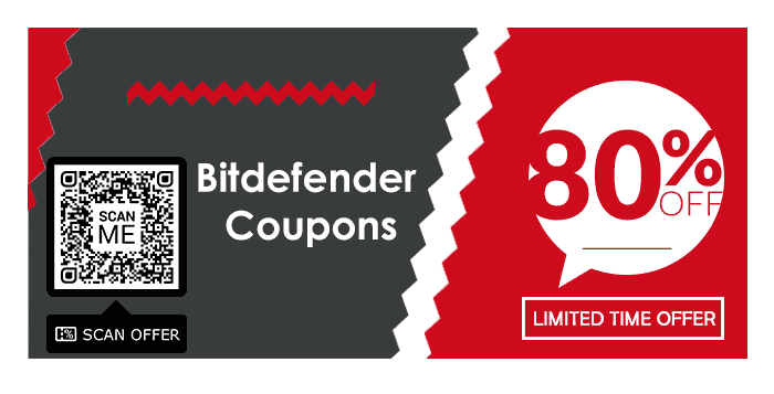 Bitdefender Total Security coupon code