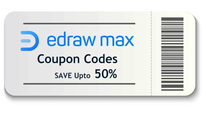 Edraw Max Coupon Codes
